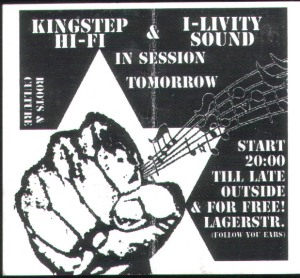 Kingstep Hi-Fi & I-Livity Sound