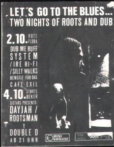 Dub Me Ruff | Ire Hifi | Sillywalks | Rootsman | Double D