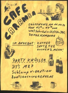 "Schlump Vibration ""Party Knüller"" - @ Café Caramba"