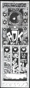 RDK HiFi @ Rote Flora