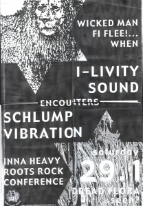 Schlump Vibration meets I-Livity Sound
